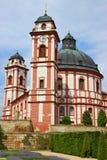 Castle. One castle in Czech Republic Stock Image