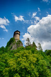 Castle of Orava Stock Photography