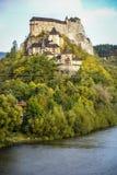 Castle in Orava, Slovakia Royalty Free Stock Photo