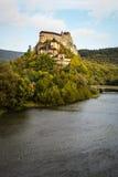 Castle in Orava, Slovakia Royalty Free Stock Photos