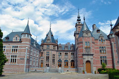 Castle of Ordingen Royalty Free Stock Photography