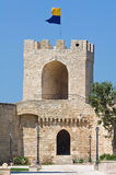 Castle of Oria. Puglia. Italy. Stock Photos