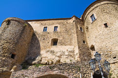 Castle of Oriolo. Calabria. Italy. Stock Photos