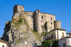 Castle of Oriolo. Calabria. Italy. Royalty Free Stock Image