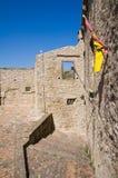Castle of Oriolo. Calabria. Italy. Stock Image
