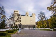 Castle Orlik Stock Photo