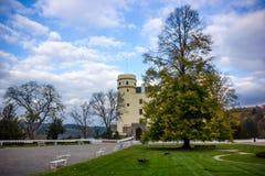 Castle Orlik Royalty Free Stock Image