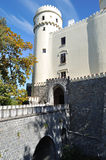Castle Orlik. Czech republic Stock Photo
