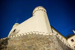 Castle Orlik, Czech Republic. Castle Orlik, South Bohemian region. Czech Republic stock photos
