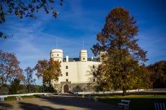 Castle Orlik, Czech Republic. Castle Orlik, South Bohemian region. Czech Republic stock photography