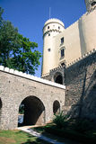 Castle Orlik Royalty Free Stock Image