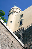 Castle Orlik Stock Photography