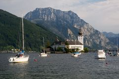 Castle Ort, Austria Royalty Free Stock Image