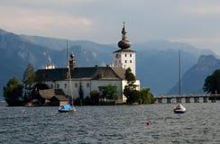 Castle Ort, Austria Stock Images
