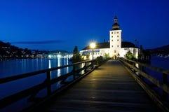 Castle Ort, Austria Stock Image