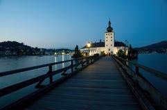 Castle Ort, Austria Stock Photography
