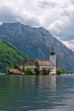 Castle Ort, Traunsee Royalty Free Stock Photo