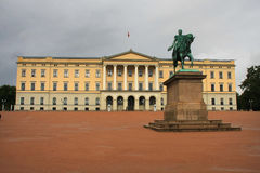Castle of Oslo Royalty Free Stock Image