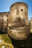 Castle of Otranto, Italy fortress in Puglia region Royalty Free Stock Photos