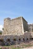Castle of Otranto. Puglia. Italy. The Aragonese Castle of Otranto. Puglia. Italy Stock Photography