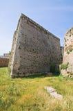 Castle of Otranto. Puglia. Italy. The Aragonese Castle of Otranto. Puglia. Italy Royalty Free Stock Photo