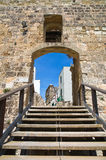Castle of Otranto. Puglia. Italy. Royalty Free Stock Images