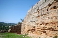 Castle of Paderne Stock Images