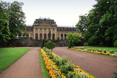 Castle Palace of Fulda Royalty Free Stock Photography