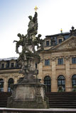 Castle Palace of Fulda Royalty Free Stock Photos