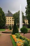 Castle Palace of Fulda Stock Photography
