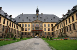 Castle Palace of Fulda Stock Image