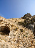 Castle Palamidi, Nafplio, Greece Royalty Free Stock Photography