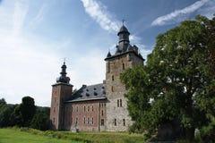 Castle park stock photography