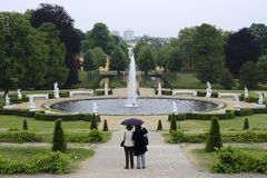 In the Castle Park of Potsdam, Germany Stock Image