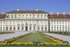 Castle and park Schleißheim near Munich, Bavaria Stock Images