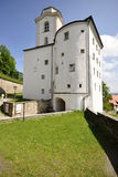 Castle in Passau Royalty Free Stock Photo