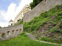 Castle in Passau Stock Images
