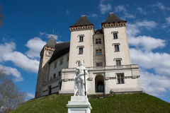Castle of Pau Royalty Free Stock Image