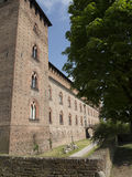 Castle in Pavia, Italy Royalty Free Stock Photo