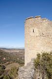 Castle of Pedraza Royalty Free Stock Photos