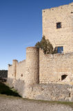 Castle of Pedraza Royalty Free Stock Photo