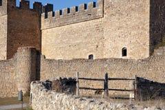 Castle of Pedraza Royalty Free Stock Photos