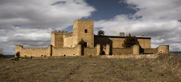Castle Pedraza Στοκ Φωτογραφίες