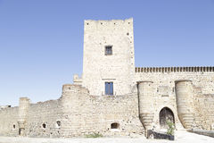 Castle of Pedraza Segovia, Castile and Leon, Spain Royalty Free Stock Photos