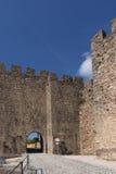 Castle Penela, περιοχή Beiras, Στοκ εικόνα με δικαίωμα ελεύθερης χρήσης