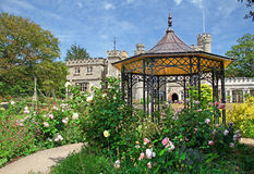 Free Castle Pergola Garden Stock Photos - 55917553