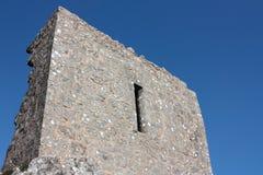 Castle of Peyrepertuse Royalty Free Stock Image