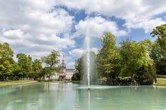 Castle Phillipsruhe in Hanau Royalty Free Stock Photos