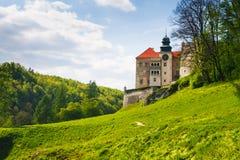 Castle Pieskowa Skala, Poland Royalty Free Stock Photo