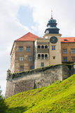 Castle Pieskowa Skala, Poland Royalty Free Stock Image